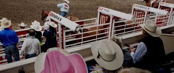 Stampede Rodeo Seating Chart Premium Seating Calgary Stampede July 5 14 2019