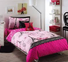 Black White And Pink Paris Bedding 32 Best Images About Stuff To Buy On