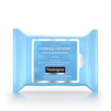 amazon neutrogena makeup remover cleansing towelettes daily face wipes to remove dirt oil makeup waterproof maa 25 ct beauty