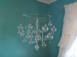 Diy Chandelier Bubble Chandelier Diy Under The Sea Room Pinterest Bubbles
