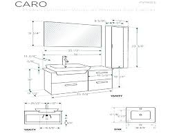 standard sink sizes double sink sizes large size of bathroom winsome vanity sizes standard with height