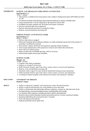 Resume Example For Teenager School Clerk Resume Samples Velvet Jobs 38