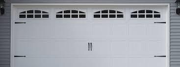 large two car garage door close up houston texas best door service