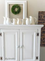 white painted furnitureTop Coat Protection Options for Chalky Painted Furniture  DIY