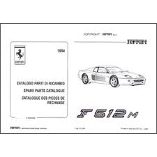 similiar bruno asl 250 wiring diagram keywords 1994 ferrari f512m spare parts catalogue 910 94 pdf it fr uk