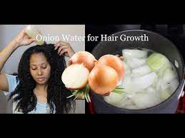 onion juice for super fast hair growth