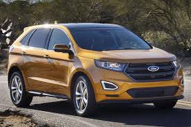 2015 Ford Explorer Vs 2015 Ford Edge Whats The Difference