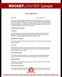Personal Loan Agreement Template Simple Loan Agreement