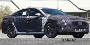 2018 hyundai sonata facelift. beautiful facelift iu0027m just hoping it appears inside of a year from nowbut i am not going  to hold my breathe throughout 2018 hyundai sonata facelift 2