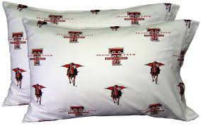texas tech comforter sham and sheet set twin full queen king cc