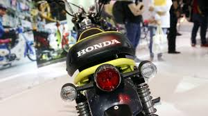 2018 honda monkey. beautiful 2018 the new honda monkey 125 concept to 2018 honda monkey
