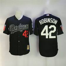 Dodgers Robinson 42 Jersey Jackie