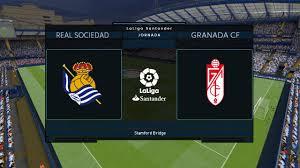 Real Sociedad vs Granada | La Liga 10/7/2020