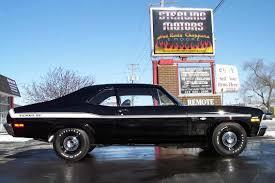All Chevy black chevy nova : 1969 Chevrolet Nova Yenko review