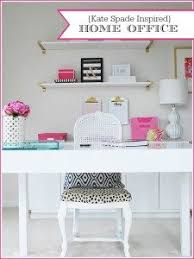 project organized home office armoire. An Organized Home Office Space With Decor Inspired By Kate Spade Project Armoire R