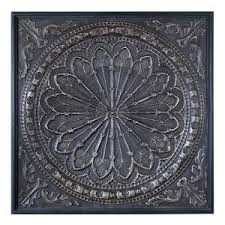 >uttermost alternative wall decor 01303 nebulus silver wall art  uttermost alternative wall decor ottavio wall art