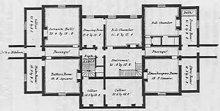 English Mansion House Plans from the s BASEMENT STORY