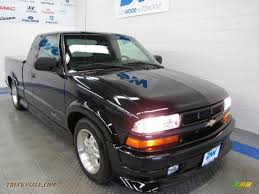 2000 Chevrolet S10 Xtreme Extended Cab in Onyx Black photo #7 ...