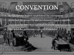 Image result for the French National Convention