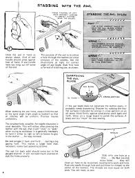 61944 00 the art of hand sewing leather