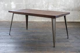 Esstisch Holz Metall Moldremediationco