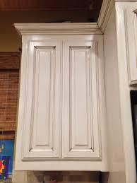 Painted Glazed Kitchen Cabinets Glazed Kitchen Cabinet Makeover Here A Dark Kitchen Is Painted
