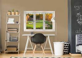 fall golf tee box instant window fathead wall decal