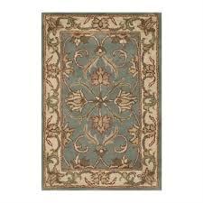 safavieh heritage blue area rug
