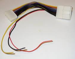 autoharnesshouse fujitsu ten transplant harness aftermarket headunit installation kit 20 pin jumper harness