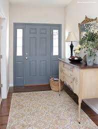 entry foyer makeover
