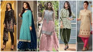 Latest Ladies Suit Designs For Marriage 10 Salwar Kameez Styles To Boost Your Profit In 2019 Wishbook