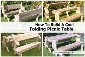 full size of interior gorgeous wood folding table plans picnic and chairs tables cosco