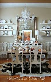 queen anne dining room table. fall dining room inspiration queen anne chairs carla gentry taul table