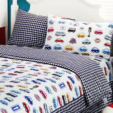cartoon car home textiles teenager twin full queen king cotton boys crib kid cute single double bed sheet pillowcaes duvet cover in bedding sets from home