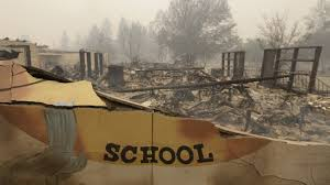 A Personal And Harrowing Account Of How The Camp Fire Devastated ...