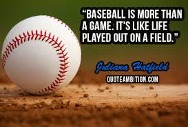 Baseball Quotes Interesting 48 Famous Inspirational Baseball Quotes And Sayings