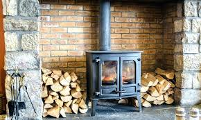 wood burning fireplace with gas starter gas and wood burning fireplace wood burning stove gas starter
