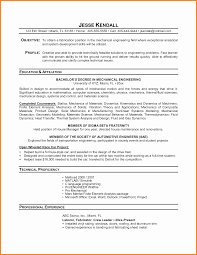 10 Engineering Student Cv Template Penn Working Papers