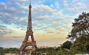 Paris France Eiffel Tower Wallpapers ...