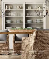 Rattan Kitchen Furniture Love The Long Wooden Bowl And Succulents Make A Lovely Display On