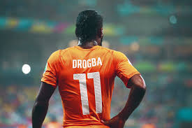Drogba and the Ivory Coast national team had brought peace to Ivory Coast