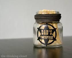 cute little personalized mason jars
