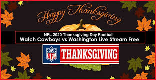 Cowboys vs Washington Live Stream ...