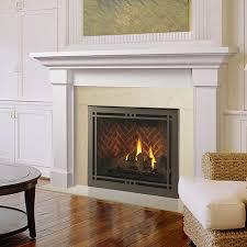 majestic meridian platinum direct vent gas fireplace 42