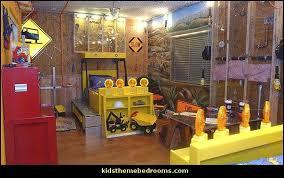 Construction Themed Bedroom Ideas