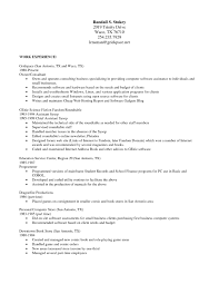 Resume Templates Open Office Free Magnificent Resume Template Open Office Chelshartmanme