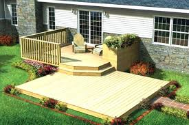 Backyard Deck Design Ideas Extraordinary Elegant Patio Deck Designs Home Deck Design Home Design Ideas Patio