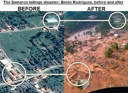 Image result for the Bento Rodrigues dam