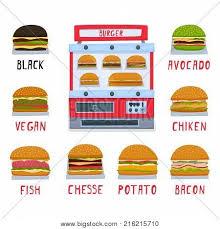 Cheeseburger Vending Machine Inspiration Vending Machine Sale Vector Photo Free Trial Bigstock