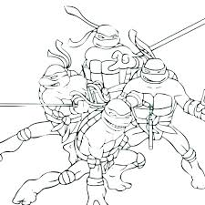 Free Turtle Coloring Pages Ninja Turtle Coloring Pages To Print